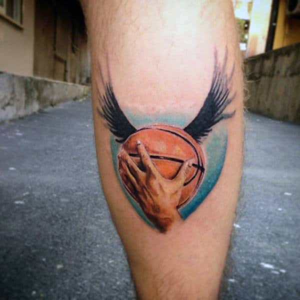 Basketball Tattoos