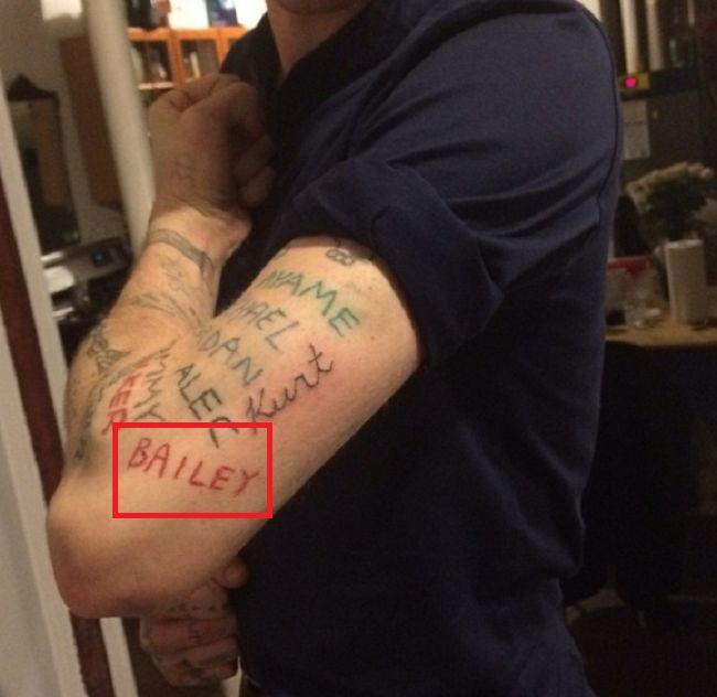 Cole Mohr-BAILEY-Tattoo