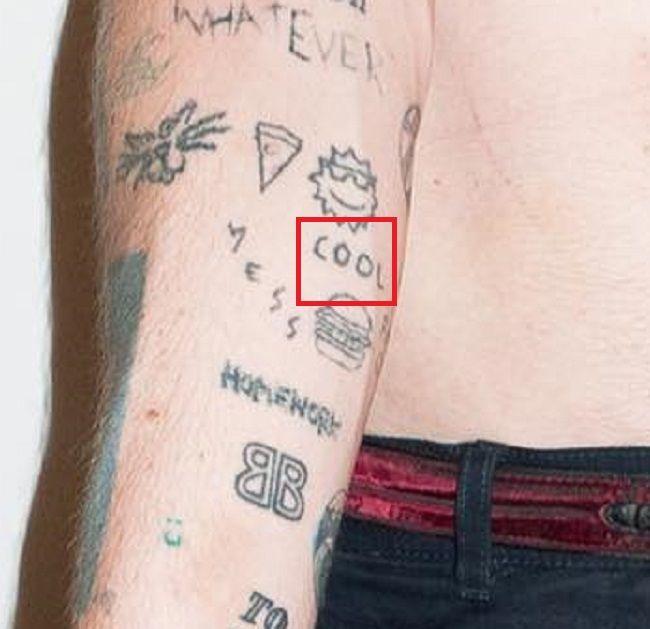Cole Mohr-COOL-Tattoo