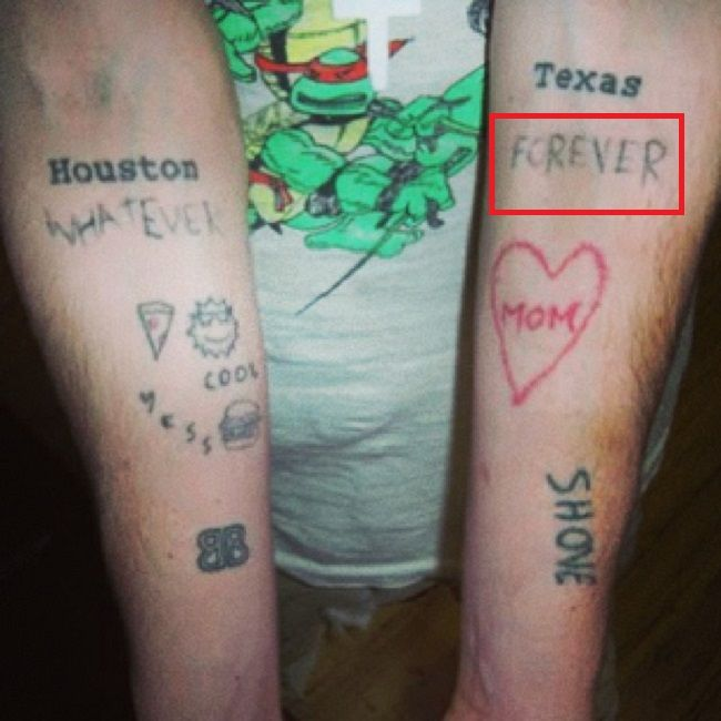 Cole Mohr-FOREVER-Tattoo