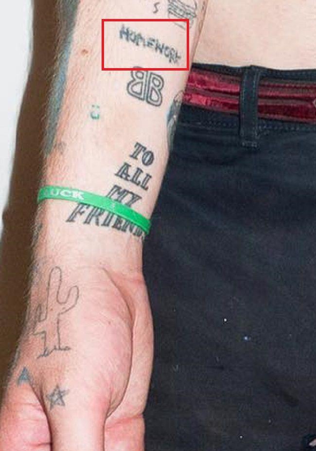 Cole Mohr-HOMEWORK-Tattoo