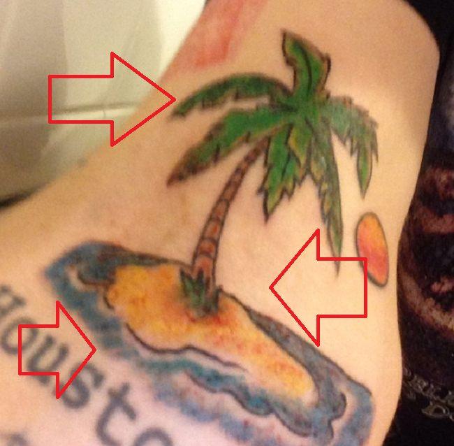 Cole Mohr-Miami Beach-Tattoo