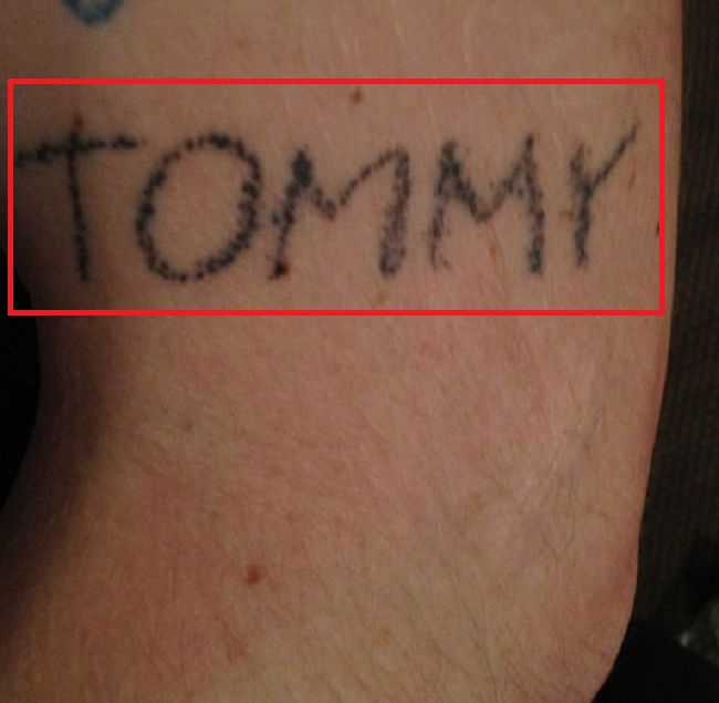 Cole Mohr-TOMMY-Tattoo