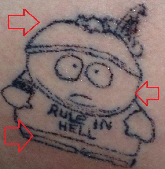 Cole Mohr-Tattoo