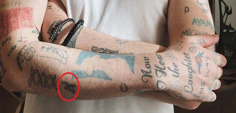 Cole Mohr-Tattoo-Arm-Forearm