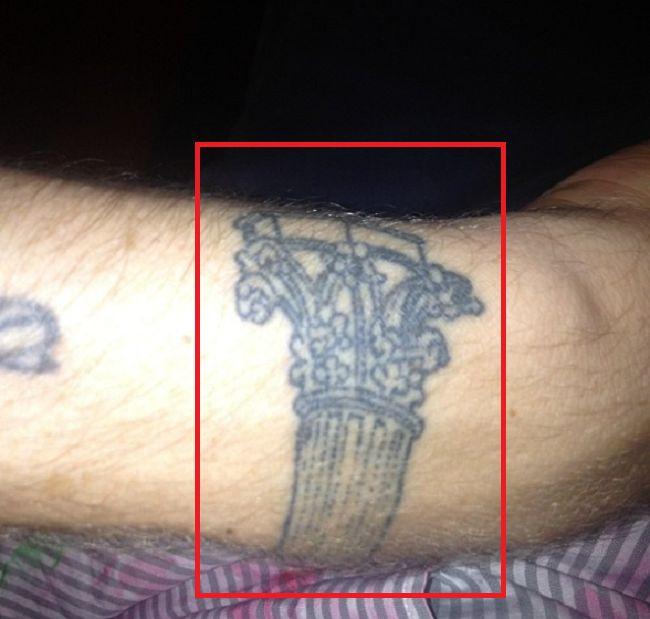 Cole Mohr-Tattoo-Left-Forearm