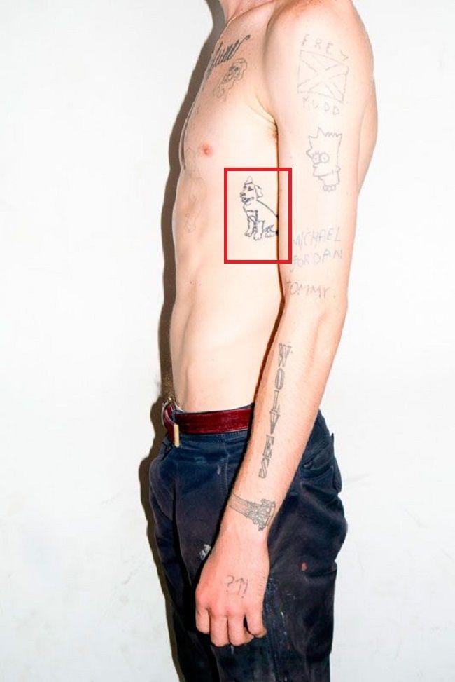 Cole Mohr-Tattoo-Left-Ribs