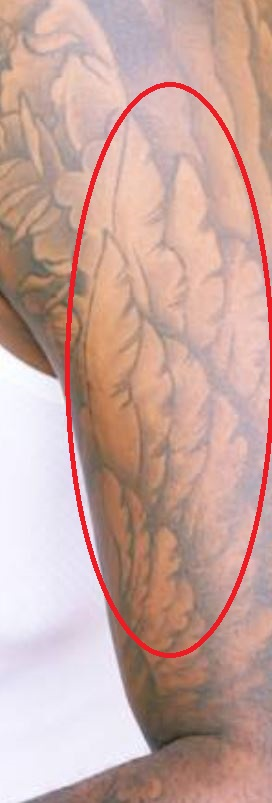 EJ Feather Tattoo