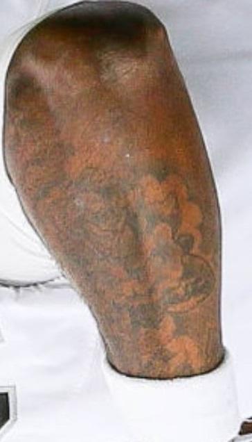 EJ left arm Tattoos
