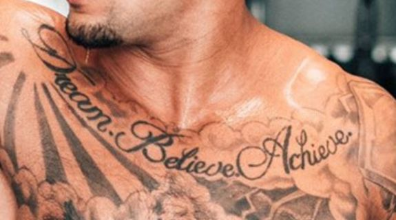 James-Dream-Believe-Achieve-Tattoo
