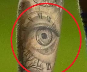 Jason all seeing eye Tattoo