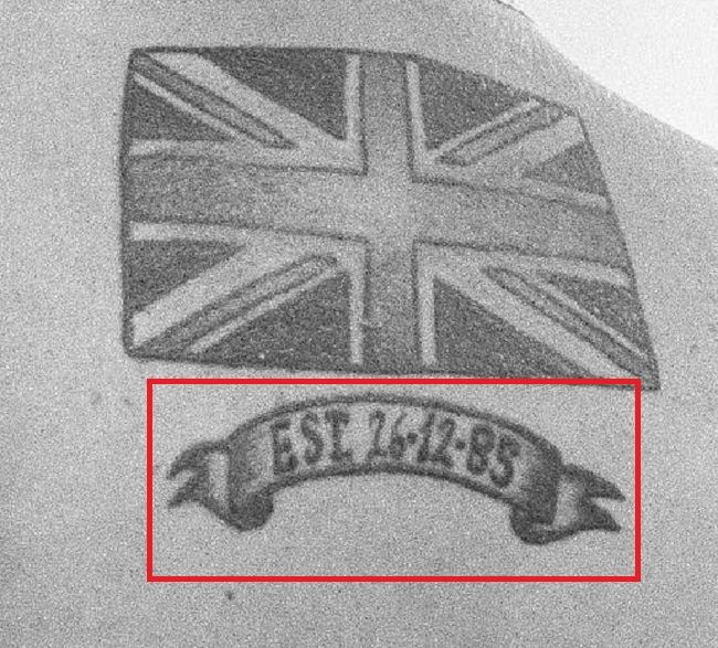 Josh Beech-Est.26-12-85-Tattoo