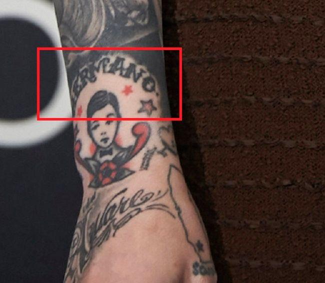Kat Von D-HERMANO-Tattoo