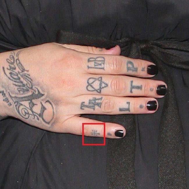 Kat Von D-Tattoo