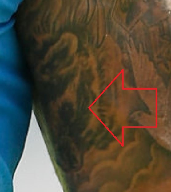 Lance wolf Tattoo