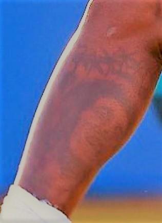 Moise Bob Marley Tattoo