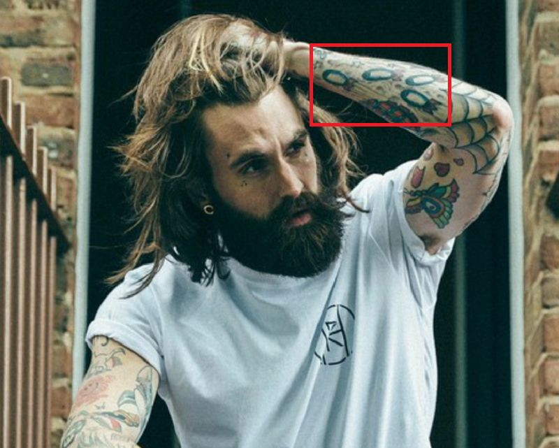 Ricki Hall-Rockets-Tattoo
