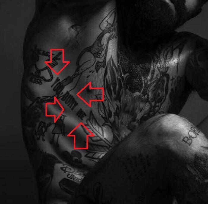 Ricki Hall-YOU BURY ME-Tattoo