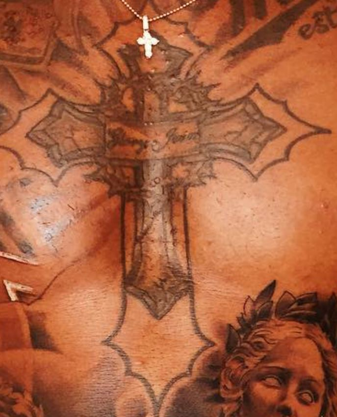 Von Cross Tattoo