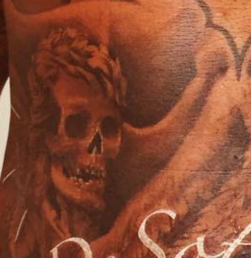 Von Skull Tattoo