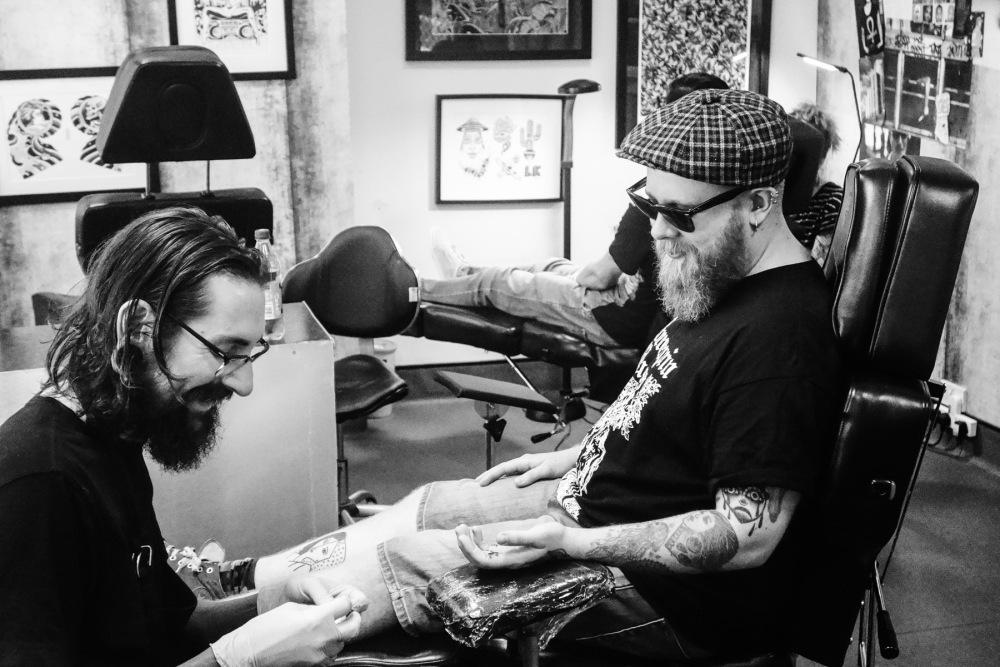 Tattoo Studio in Glasgow