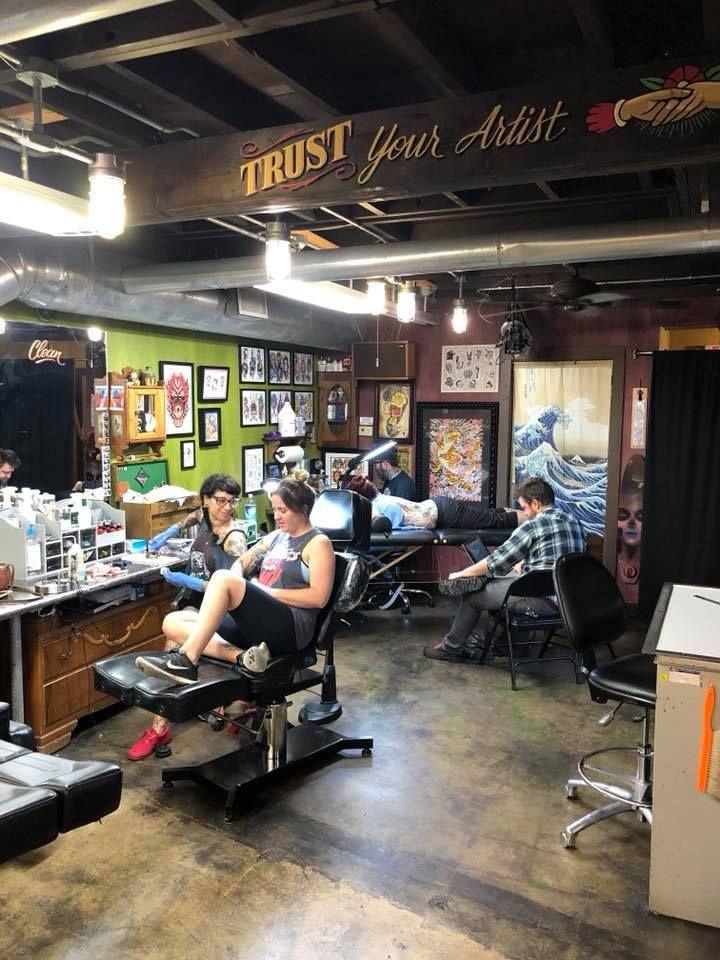 Triple Crown Tattoos