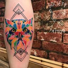 Society Thirteen Tattoos