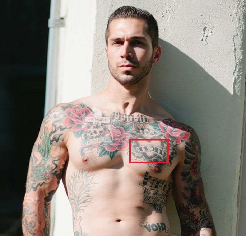 Alex Minsky-MOM-Tattoo