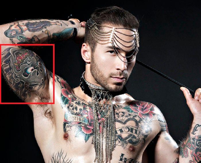 Alex Minsky-Tattoo-Arm