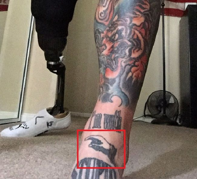 Alex Minsky-Tattoo-Left-Foot