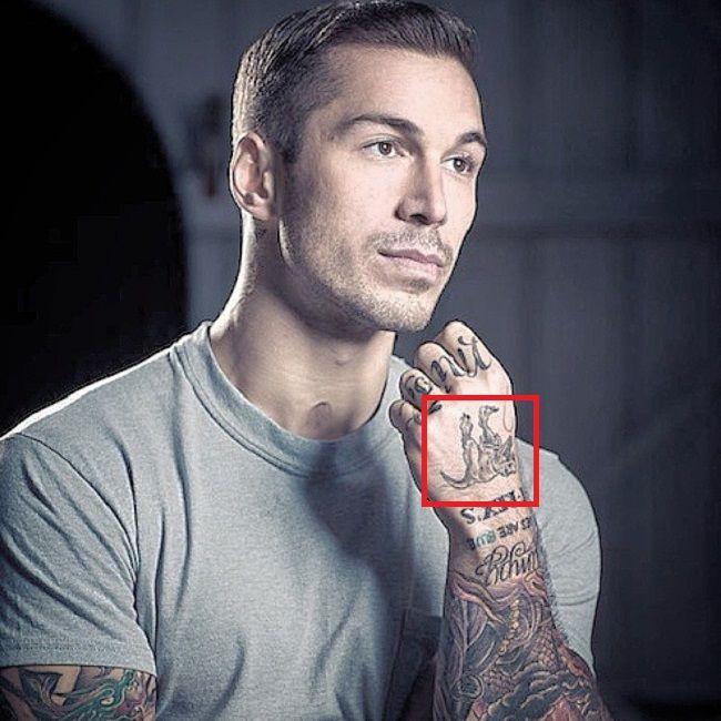 Alex Minsky-Tyrannosaurus-Tattoo