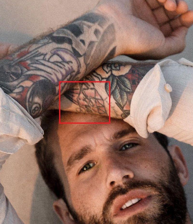 Andre Hamann-Diamond-Tattoo