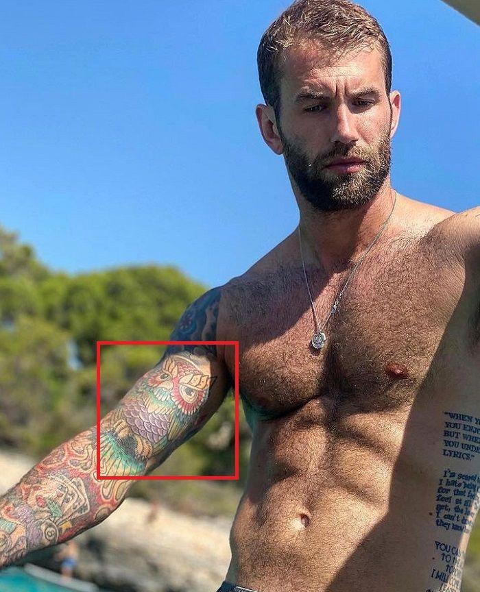 Andre Hamann-Owl-Tattoo