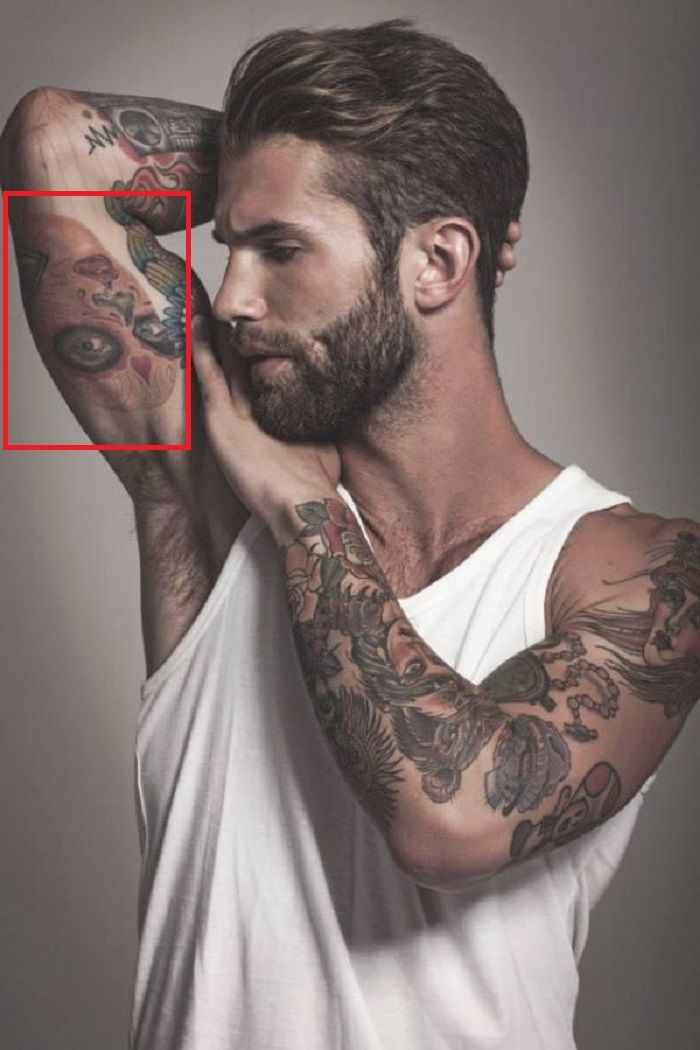 Andre Hamann-Tattoo
