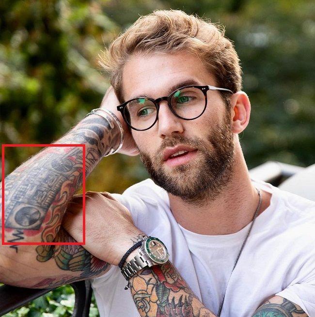 Andre-Tat-Tattoo