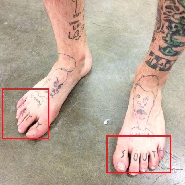 Bradley Soileau-DIRTYSOUTH-Tattoo