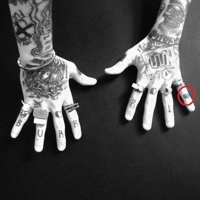Bradley Soileau-Pentacle-Tattoo
