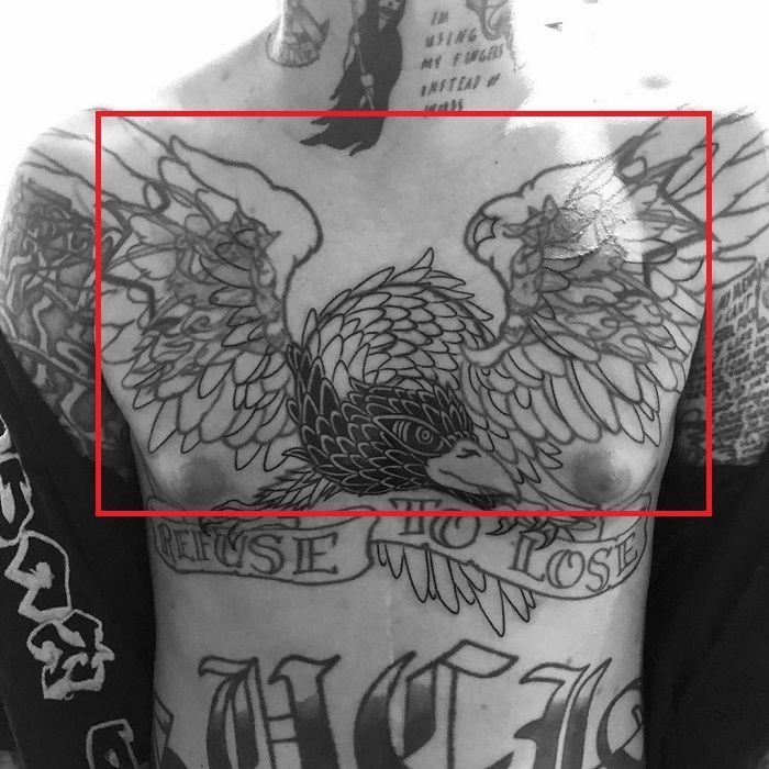 Bradley Soileau-Raven-Tattoo