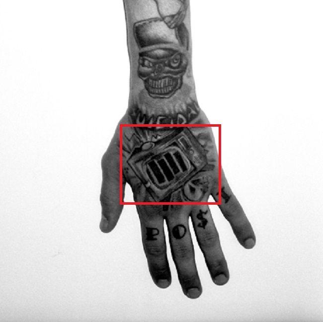Bradley Soileau-TV-Tattoo