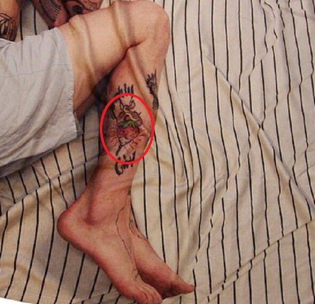 Bradley Soileau-Tattoo