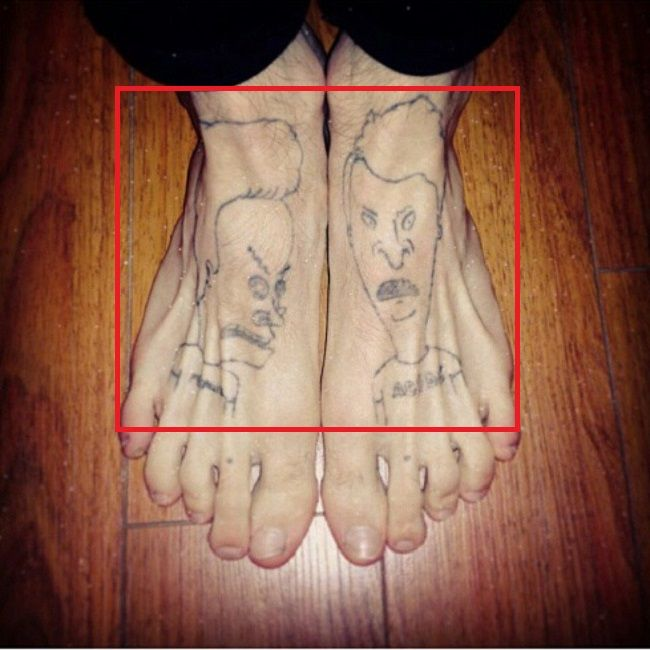 Bradley Soileau-Tattoo-Feet
