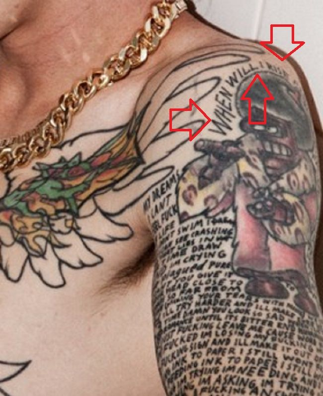 Bradley Soileau-Tattoo-Shoulder