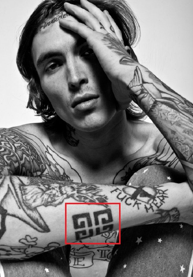 Bradley Soileau-Tattoo-Tat-Arm