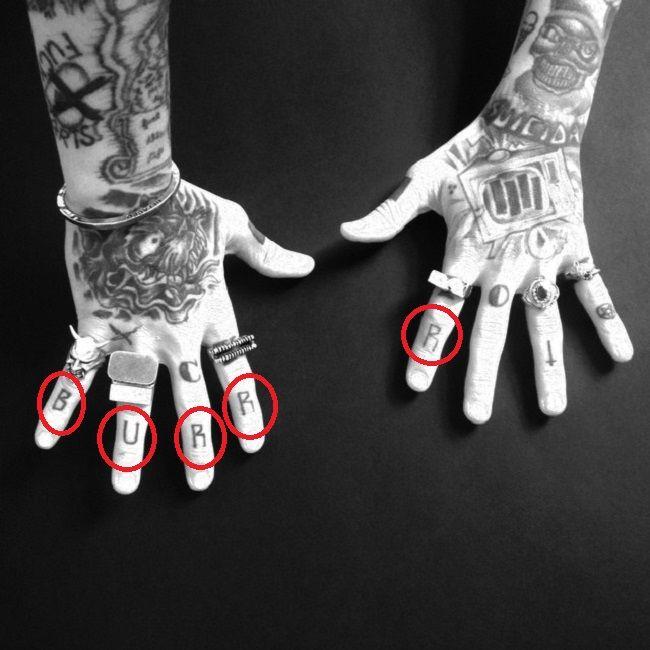 Bradley Soileau-Tattoo-Tat-Fingers