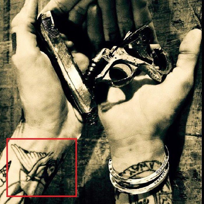 Bradley Soileau-Tattoo-Wrist