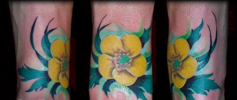 Buttercup Tattoos