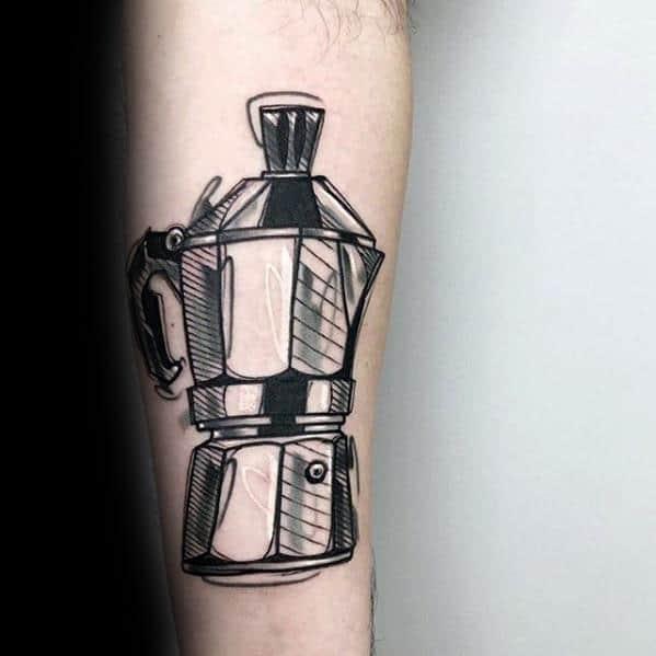 Coffee Tattoos