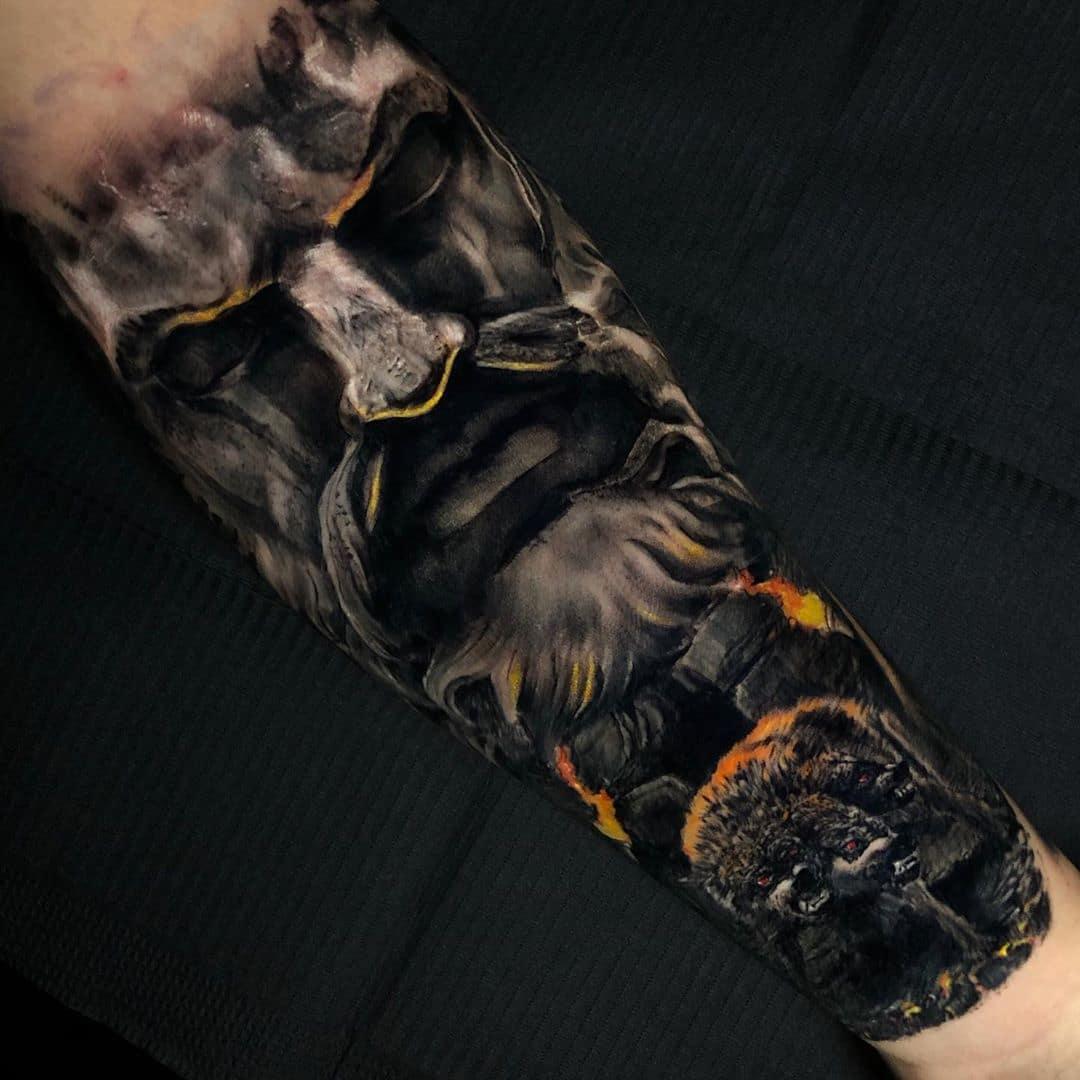 Greek Tattoos