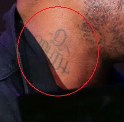 Jimmie Allen truth tattoo