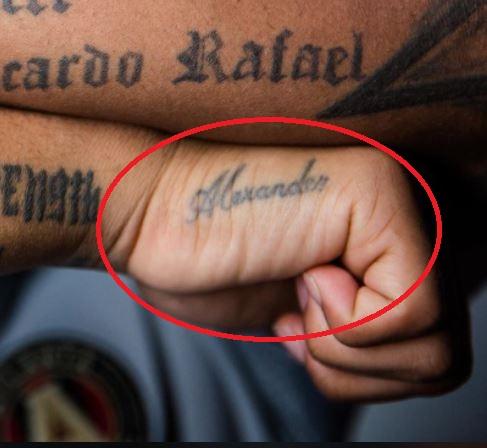 Josef alexandra tattoo